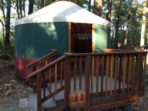 Yurts: Where can I rent one in Northern California? | Tripimize