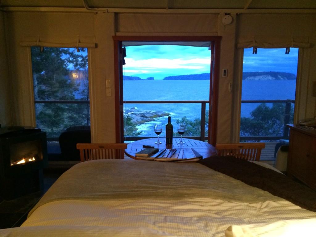 Rockwater Secret Cove Resort British Columbia Canada